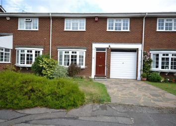 Thumbnail 3 bed terraced house to rent in Whitegates Close, Croxley Green, Rickmansworth Hertfordshire