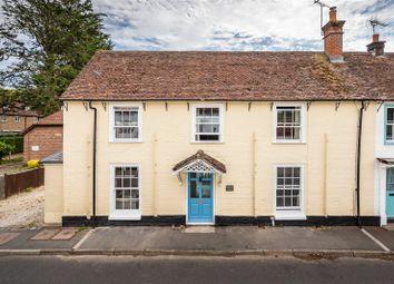 West Street, Hambledon, Waterlooville, Hampshire PO7. 5 bed semi-detached house