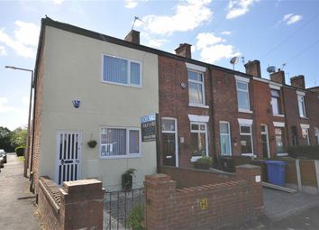 Thumbnail 3 bedroom terraced house for sale in Greg Street, Reddish, Stockport, Greater Manchester