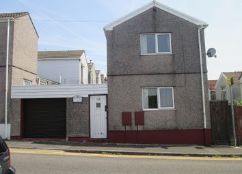 Thumbnail 1 bed maisonette for sale in Rhondda Street, Mount Pleasant, Swansea.