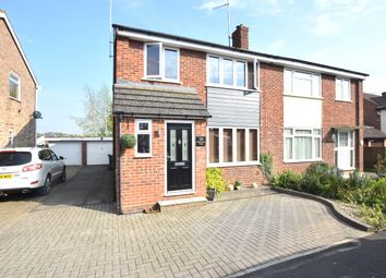 Thumbnail 3 bed semi-detached house for sale in Worcester Close, Braintree