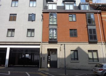 Thumbnail 1 bed flat to rent in Eastgates, Leicester