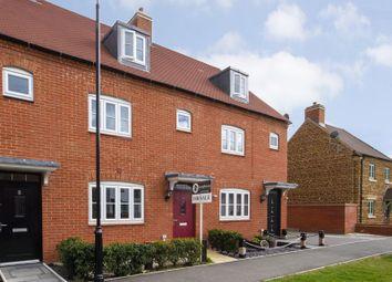 Thumbnail 3 bed terraced house for sale in Miranda Lane, Brackley