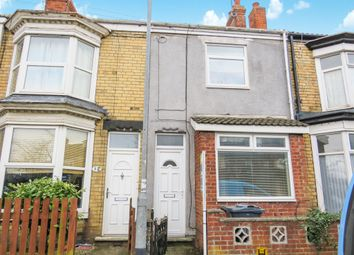 Thumbnail 2 bedroom terraced house for sale in Frodsham Street, Hull