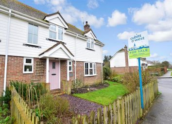 Thumbnail 3 bed semi-detached house for sale in Station Road, Isfield, Uckfield, East Sussex