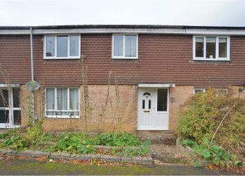 Thumbnail 3 bed terraced house for sale in Lincoln Road, Stevenage
