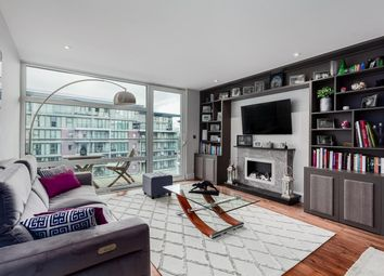 Howard Building, Chelsea Bridge Wharf, London SW11. 2 bed flat for sale