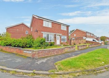 Thumbnail 4 bed detached house for sale in Muncaster Way, Whitby