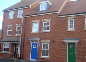 Thumbnail 3 bed terraced house to rent in Mycroft Road, Swindon