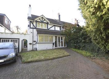 Thumbnail 4 bed semi-detached house for sale in Foxley Lane, Purley, Surrey