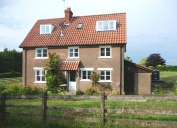 Thumbnail 4 bed detached house to rent in Pudleston, Leominster