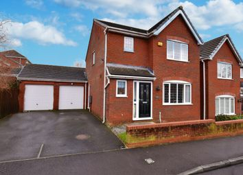 Thumbnail 3 bed detached house for sale in College Green, Yeovil