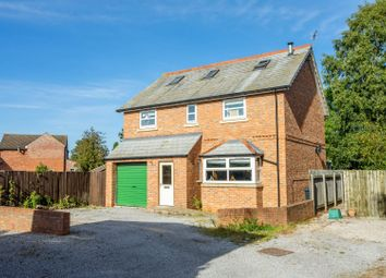 Thumbnail 5 bed detached house for sale in Station Square, Strensall, York