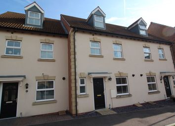 Thumbnail 4 bed terraced house to rent in Nero Way, North Hykeham, Lincoln