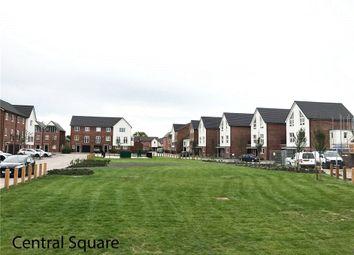 Thumbnail 4 bed town house for sale in Plot 146 Walden Phase 1, Navigation Point, Cinder Lane, Castleford