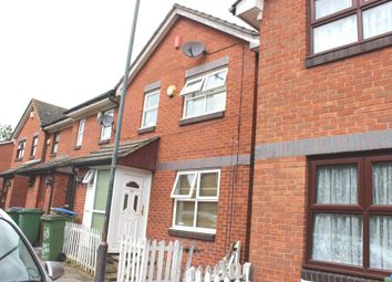 Thumbnail 3 bedroom terraced house for sale in Goosander Way, Thamesmead