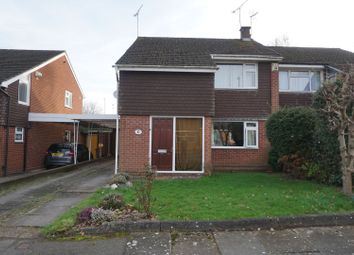 3 bed semi-detached house for sale in Girdlers Close, Coventry CV3