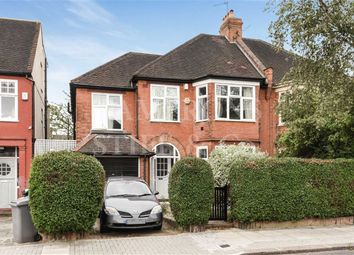 Thumbnail 5 bedroom semi-detached house to rent in Hardinge Road, Kensal Rise, London