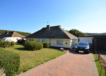Thumbnail 2 bed semi-detached bungalow for sale in High Ridge, Hythe, Kent
