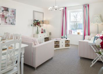 "Thumbnail 2 bed flat for sale in ""Falkirk"" at Fen Street, Wavendon, Milton Keynes"