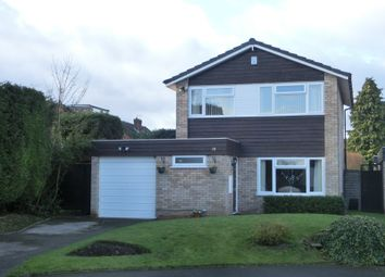 Thumbnail 3 bed detached house for sale in Caton Grove, Hall Green, Birmingham