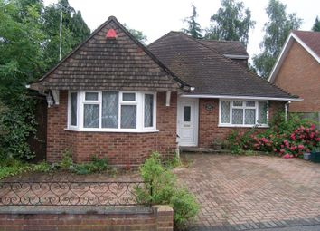 Thumbnail 3 bed detached house to rent in Harvest Road, Englefield Green
