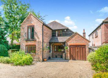 Thumbnail 4 bed detached house for sale in Billingshurst Road, Ashington, Pulborough
