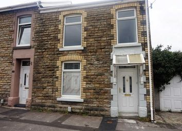 Thumbnail 3 bed end terrace house for sale in Loughor Road, Swansea