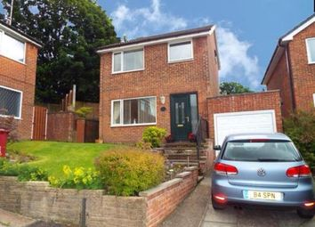 Thumbnail 3 bed detached house for sale in Falcon Close, Lammack, Blackburn, Lancashire