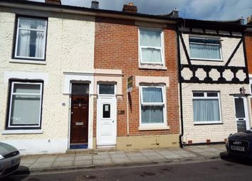 Thumbnail 3 bed terraced house for sale in Southsea, Hampshire, United Kingdom