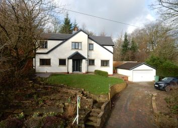 Thumbnail 4 bed detached house for sale in Holcombe Road, Greenmount, Bury