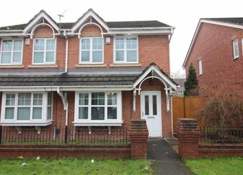 Thumbnail 3 bed semi-detached house for sale in Leigh Road, Hindley Green, Wigan