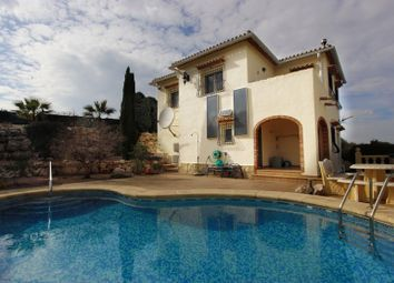 Thumbnail 4 bed villa for sale in 03769 El Ràfol D'almúnia, Alicante, Spain
