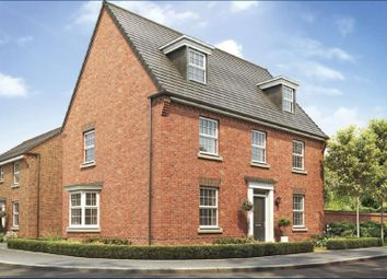 Thumbnail 5 bed detached house for sale in Stonnyland Drive, Lichfield