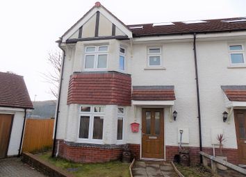 Thumbnail 4 bed property for sale in Tir Eglwys, Treorchy, Rhondda, Cynon, Taff.