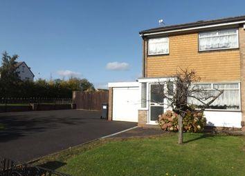 Thumbnail 3 bed semi-detached house for sale in Settle Croft, Chelmsley Wood, Birmingham, West Midlands