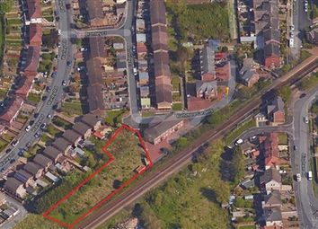 Thumbnail Land for sale in Rathmore Gardens, Blackpool