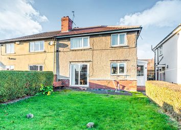 Thumbnail 3 bed semi-detached house for sale in Rockland Villas Doncaster Road, Thrybergh, Rotherham