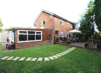 Thumbnail 3 bed detached house for sale in Peel Hall Road, Wythenshawe, Manchester, Greater Manchester