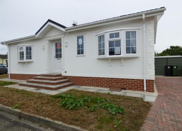 Thumbnail 2 bed mobile/park home for sale in Parklands, Evesham