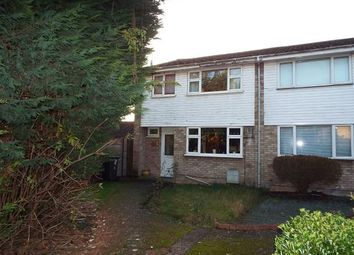 Thumbnail 3 bedroom semi-detached house for sale in Pyms Close, Letchworth Garden City, Hertfordshire, England
