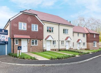 Thumbnail 3 bed terraced house for sale in Millbourne Place, Quarry Lane, Borough Green, Sevenoaks