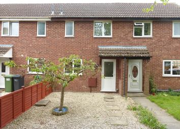 Thumbnail 1 bedroom terraced house for sale in Westbury Close, Hereford