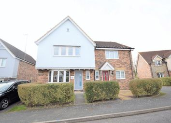Thumbnail 4 bed semi-detached house to rent in St. Mary's View, Saffron Walden