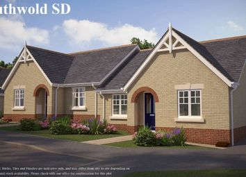 Thumbnail 2 bed semi-detached bungalow for sale in Plot 219 Edgecomb Park, Stowmarket