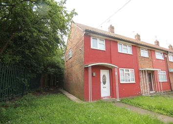 Thumbnail 2 bedroom end terrace house to rent in Bradford Avenue, Hull
