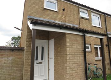 Thumbnail 1 bedroom flat for sale in Bringhurst, Orton Goldhay, Peterborough