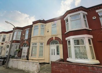 Thumbnail 3 bed terraced house for sale in Rappart Road, Wallasey