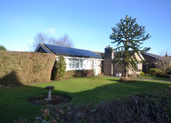 Thumbnail 3 bed detached bungalow for sale in Wilkinson Way, North Walsham