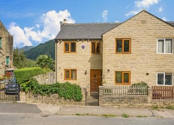 Thumbnail 3 bed semi-detached house for sale in The Old Stables, Palace House Road, Hebden Bridge